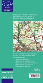 Balades en forêt de Montmorency - 4ème de couverture - Format classique