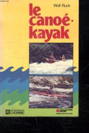 Le Canoe Kayak - Couverture - Format classique