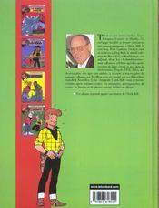 Chick Bill ; intégrale t.14 - 4ème de couverture - Format classique