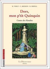 Dors Mon P'Tit Quinquin - Couverture - Format classique
