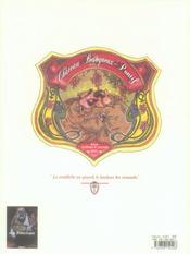 Chez Francisque t.2 - 4ème de couverture - Format classique