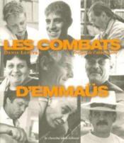 Combats D Emmaus - Couverture - Format classique