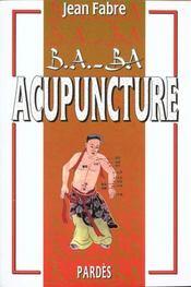 Acupuncture - Intérieur - Format classique