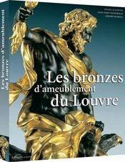 Les bronzes d'ameublement du Louvre - Intérieur - Format classique