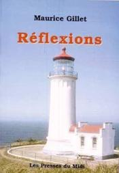 Reflexions - Couverture - Format classique