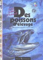 Des Poissons D'Elevage - Couverture - Format classique