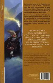 Le cycle des porteurs de lumière t.4 ; les nations de la nuit t.2 - 4ème de couverture - Format classique