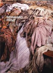 Bernhard Prinz Latifundia /Anglais - Couverture - Format classique