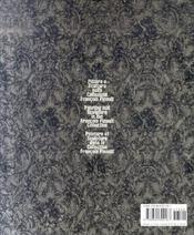 Séquence 1 ; peintures et sculptures de la collection François Pinault - 4ème de couverture - Format classique