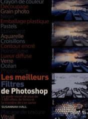Les meilleurs filtres Photoshop - Couverture - Format classique