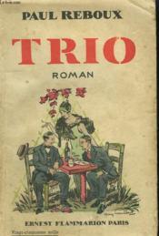 Trio. - Couverture - Format classique