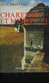 Charentes Et Merveilles. - Couverture - Format classique