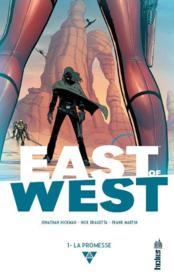 East of west t.1 ; la promesse - Couverture - Format classique