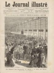 Journal Illustre (Le) N°2 du 07/01/1877 - Couverture - Format classique