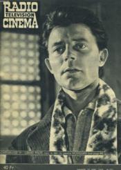 Radio Television Cinema - N°431 - Couverture - Format classique