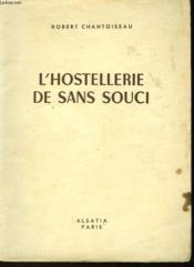 L'Hostellerie De Sans Souci - Couverture - Format classique