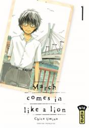 March comes in like a lion T.1  - Chica Umino