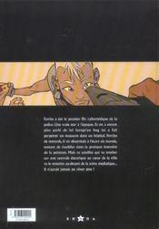 T.O.O. - the only one t.1 ; le principe de précaution - 4ème de couverture - Format classique