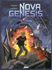 Nova genesis t.1 ; Denver - Intérieur - Format classique