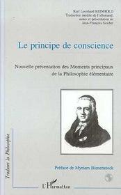 Le Principe De Conscience (1790) - Intérieur - Format classique