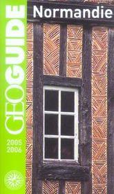 Geoguide ; Normandie (édition 2005/2006) - Intérieur - Format classique