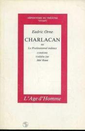 Charlacan - Couverture - Format classique