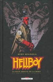 Hellboy t.4 ; la main droite de la mort - Intérieur - Format classique