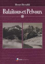 Balaïtous et Pelvoux - Couverture - Format classique
