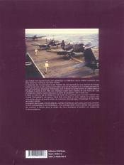 La Legende Des Corsair - 4ème de couverture - Format classique