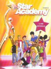Star academy t.1 : la gueguerre des etoiles - Intérieur - Format classique