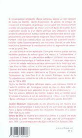 Contre Benoit Xvi ; Le Vatican. Ennemi Des Libertes - 4ème de couverture - Format classique