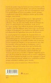 Nous Autres, Paysans ; Lettres Aux Soviets, 1925-1931 - 4ème de couverture - Format classique