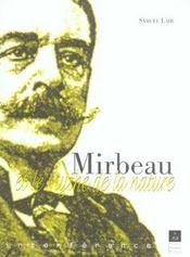 Mirbeau Et Le Mythe De La Nature - Intérieur - Format classique