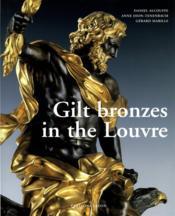 Les bronzes d'ameublement du Louvre - Couverture - Format classique