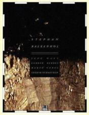 Stephan Balkenhol (Fr) - Couverture - Format classique