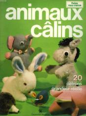 Animaux Calins - Couverture - Format classique