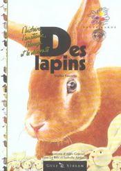 Des lapins - Intérieur - Format classique