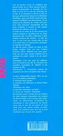 Introduction a l'urbanisme - 4ème de couverture - Format classique