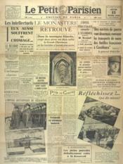Petit Parisien Edition De Paris (Le) du 13/03/1941 - Couverture - Format classique