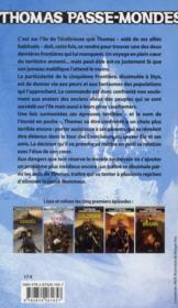 Thomas passe-mondes t.6 ; Styx - 4ème de couverture - Format classique