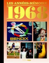 Les années-mémoires 1968 - Couverture - Format classique