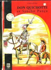 Don Quichotte De La Manche. - Couverture - Format classique