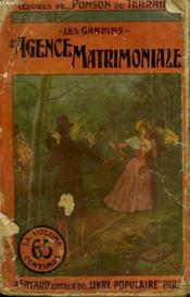 Les Gandins. Tome 2 : Agence Matrimoniale. Collection Le Livre Populaire N° 35. - Couverture - Format classique