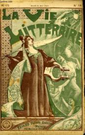 L'Envers D'Une Courtisane. La Vie Litteraire. - Couverture - Format classique
