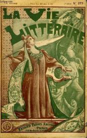 Chez Une Tireuse De Cartes. La Vie Litteraire. - Couverture - Format classique