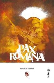 Pax romana - Couverture - Format classique