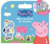 Vente  Cartable de stickers ; Peppa Pig ; pirates  - Madeleine C - Madeleine C.