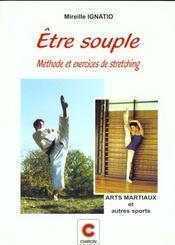 Etre Souple - Meth Et Exo Stretch Am - Intérieur - Format classique