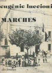 Marches - Couverture - Format classique