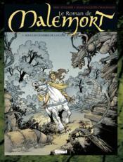 Le roman de Malemort t.1 ; sous les cendres de la lune - Couverture - Format classique